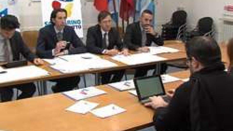 Conf. Stampa San Marino prima di tuttoSmpdt: la continuità all'interno di un forte rinnovamento
