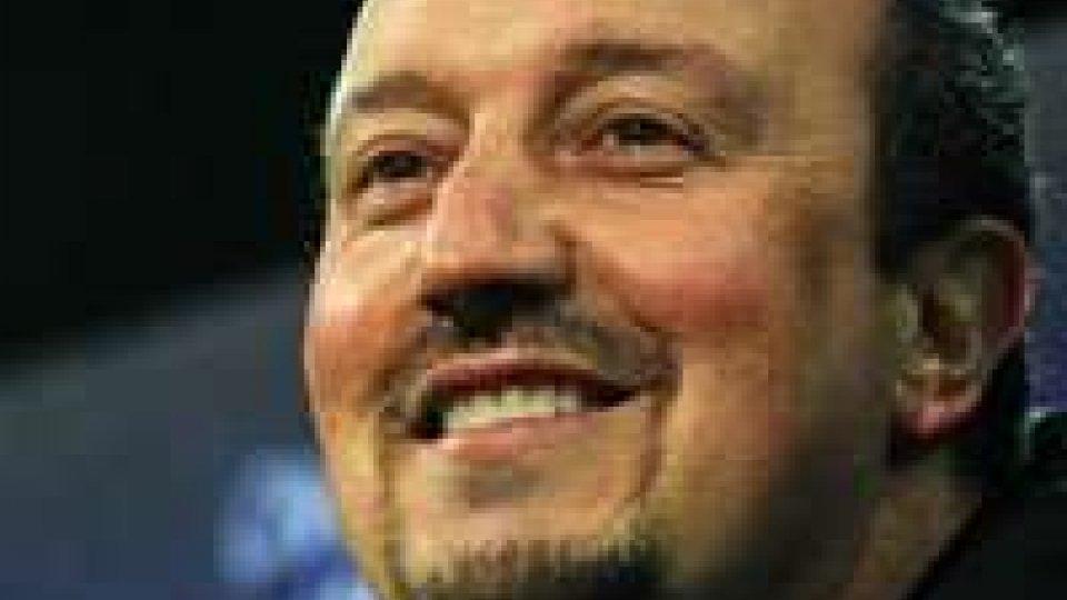 Il Chelsea ha scelto Benitez
