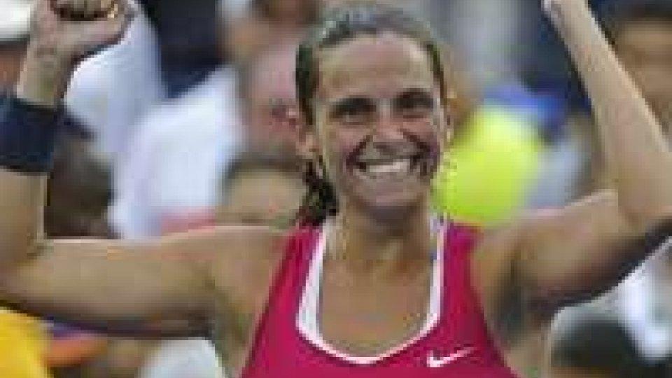 Tennis, Fed Cup: Vinci batte Panova