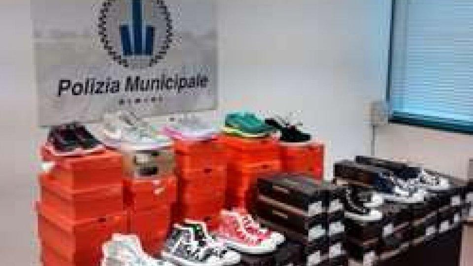scarpe contraffatte