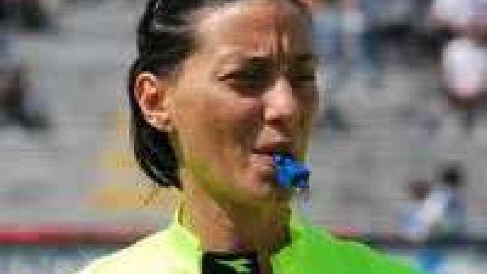 Il San Marino sale a Portogruaro, arbitra Silvia Tea SpinelliIl San Marino sale a Portogruaro, arbitra Silvia Tea Spinelli