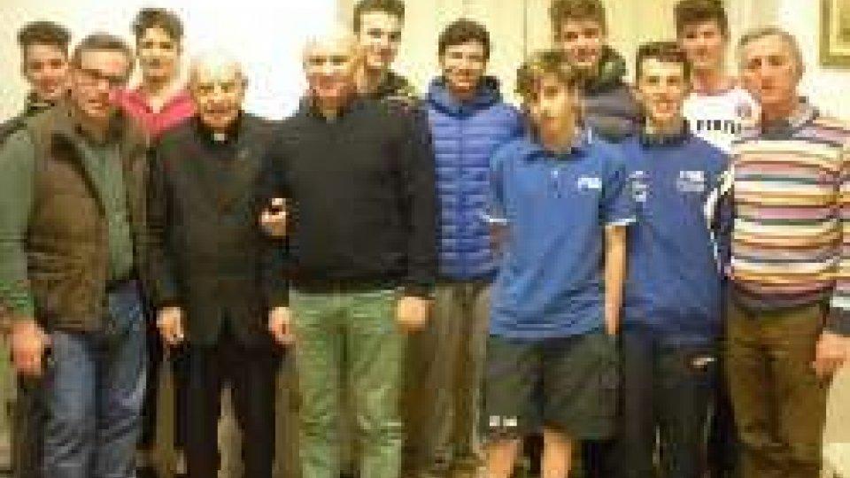 Ciclismo: la Juvenes Banca CIS al Trofeo Squillario