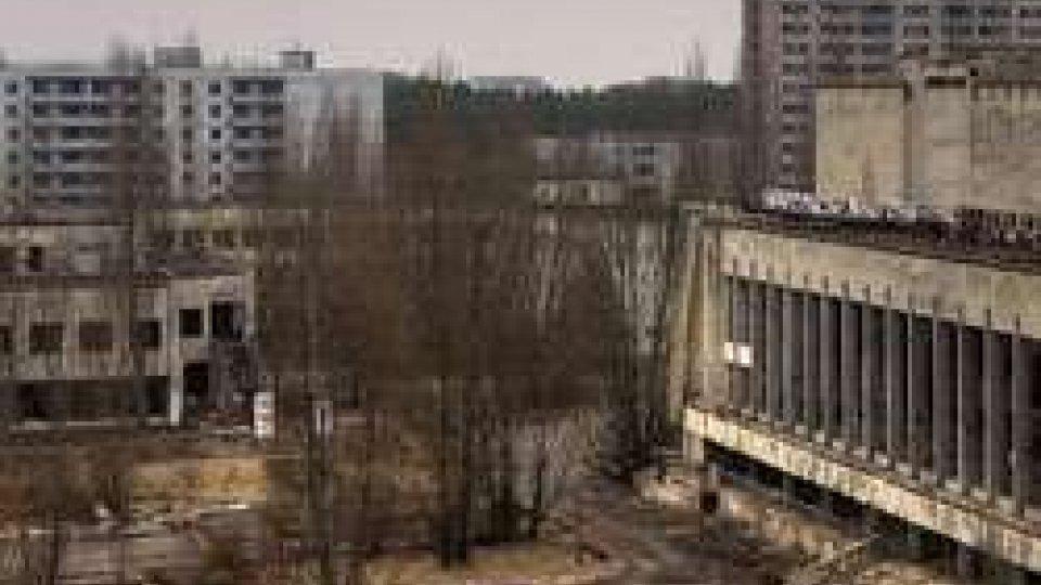 ChernobylTrent'anni fa il disastro di Chernobyl