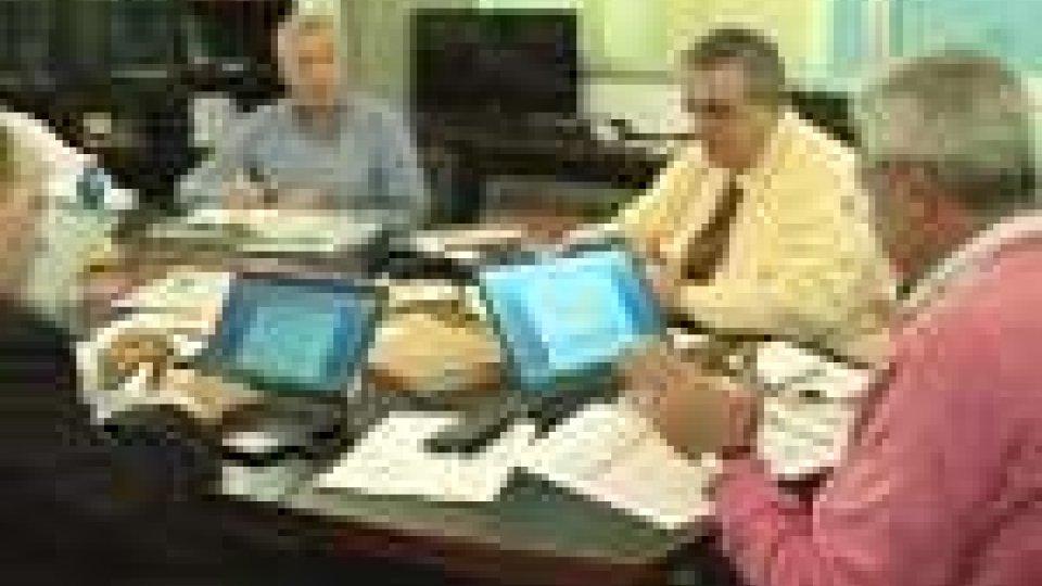 Nuova seduta per il Comitato Esecutivo del Cons. La situazione di bilancio tra gli ordini del giorno
