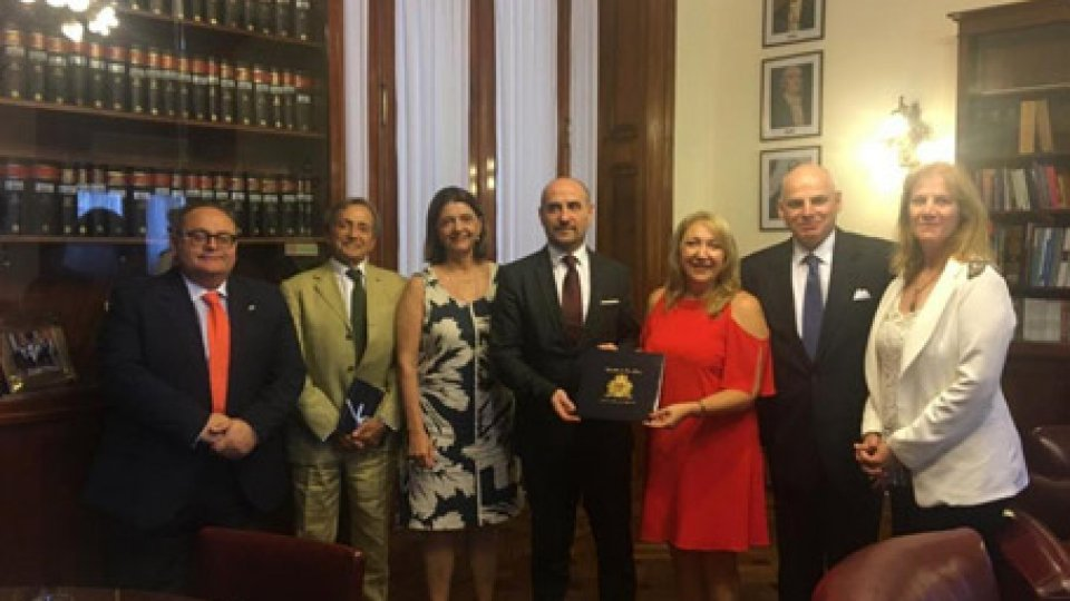 """Segreteria Sanità : """"Presto la convenzione fra San Marino e Argentina in materia di sicurezza sociale"""""""