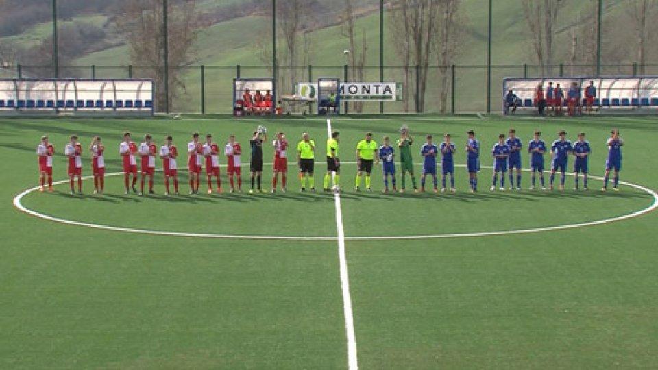 """Torneo Fair PlayTorneo Fair Play: la Rappresentativa U16 di San Marino supera il Rimini nella """"finalina"""""""