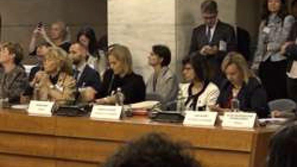 Antonella Mularoni partecipa ai lavoriLa Farnesina lancia la Rete delle donne mediatrici del Mediterraneo: San Marino c'è