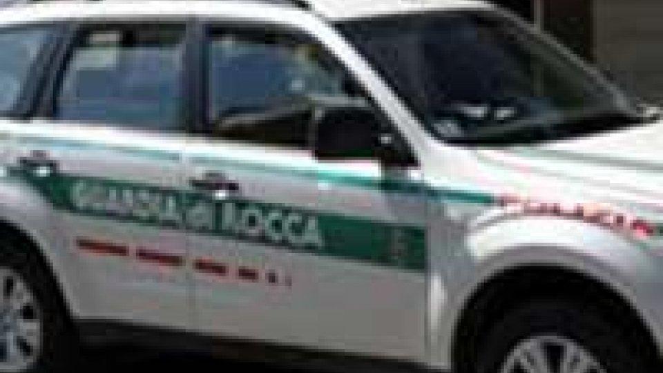 San Marino: inseguimento Guardia di Rocca sulla superstrada