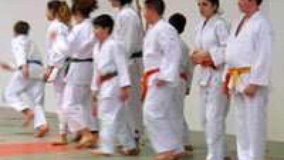 Corsi di Judo anche per adulti