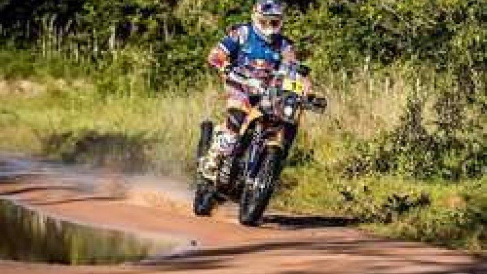 Dakar: Toby Price nuovo leader nelle moto