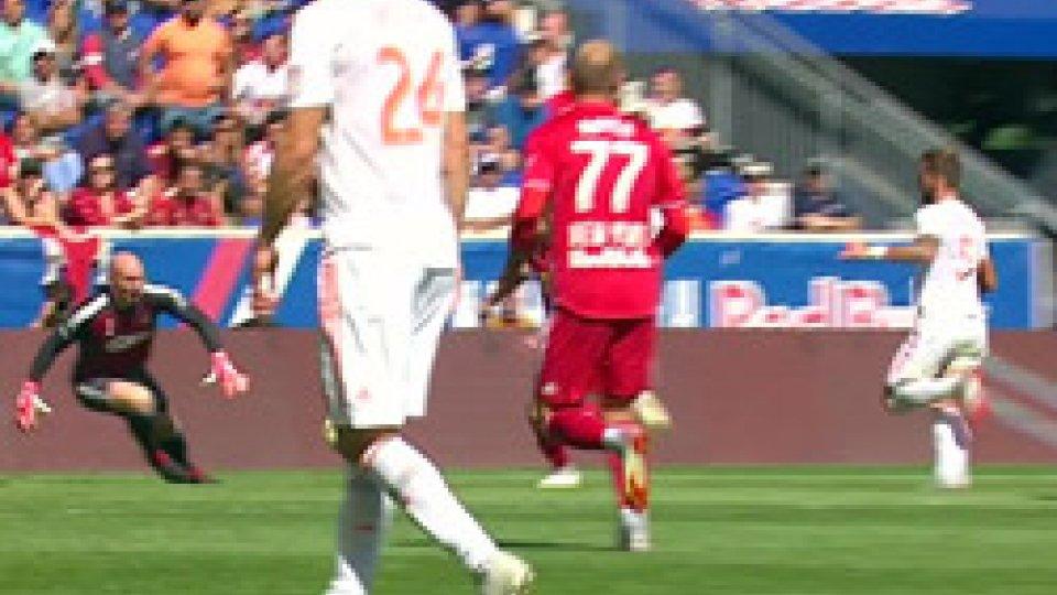 MlsIn MLS Red Bull lanciata verso la vetta