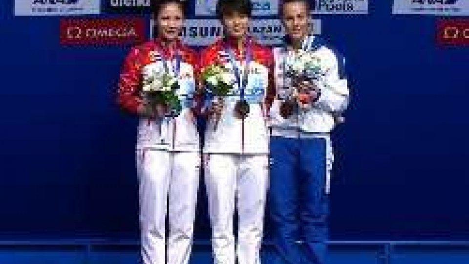 Kazan, acque azzurre: Cagnotto, Ruffini e Furlan a medaglia