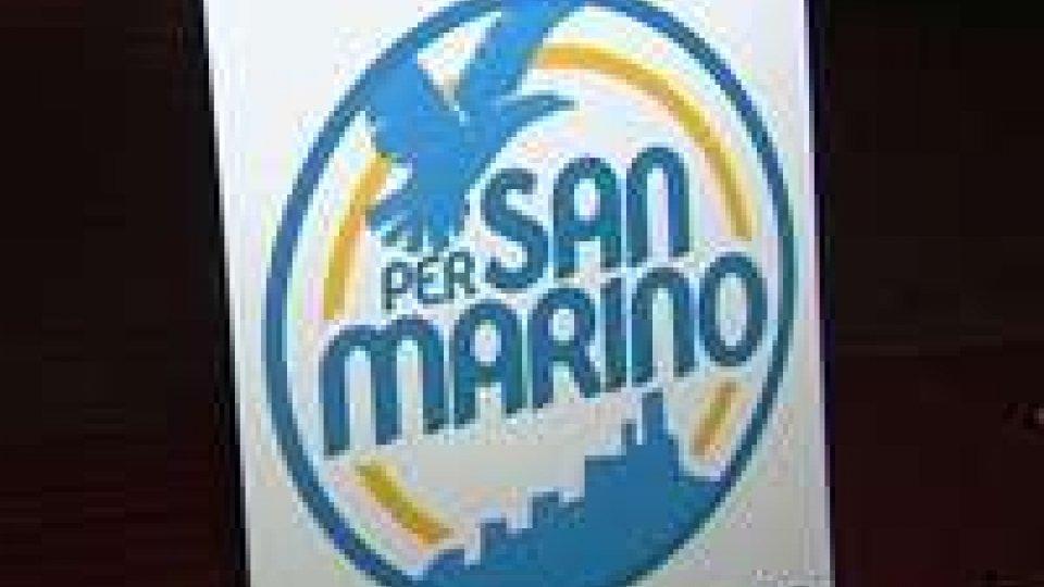 Per San Marino: per ripartire