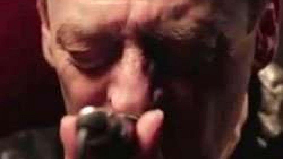 """""""JOE"""" GIOVANARDI dei LA CRUS al TITANO per MICROPHONIE"""