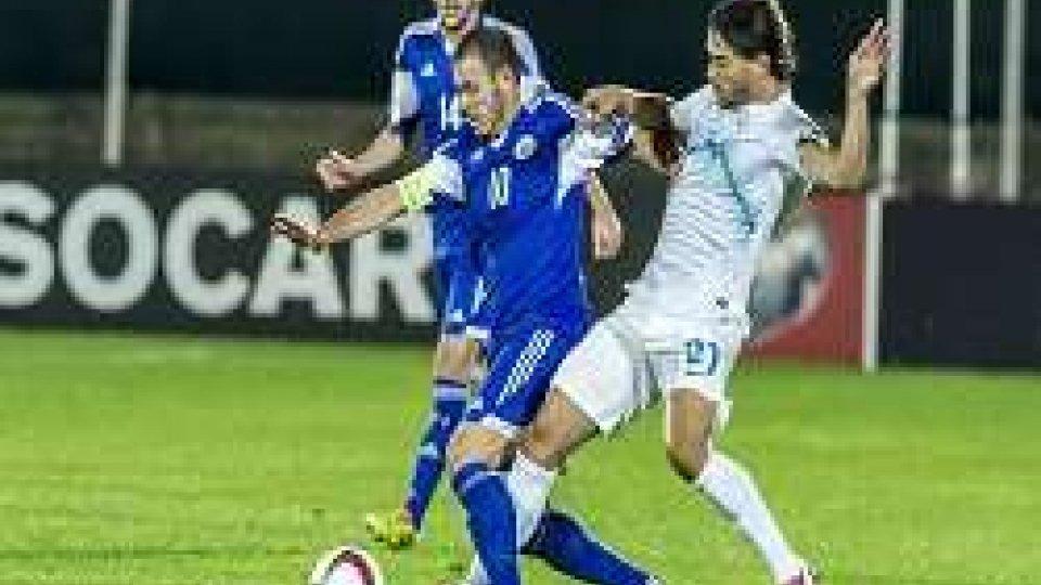 Euro 2016: contro la Slovenia non basta un ottimo primo tempo