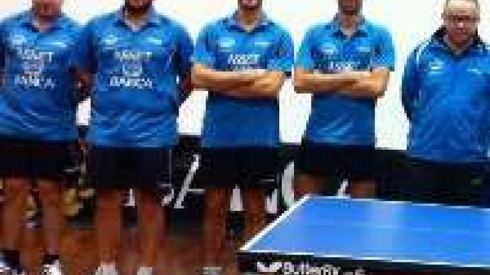 Tennis Tavolo: S.S. Juvenes Asset Banca tre vittorie e una sconfitta