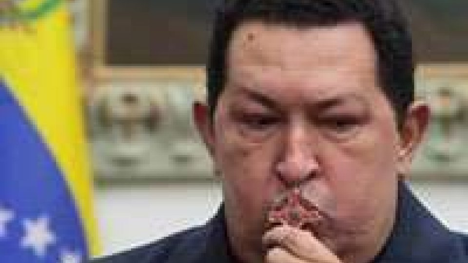 Chavez è partito per Cuba