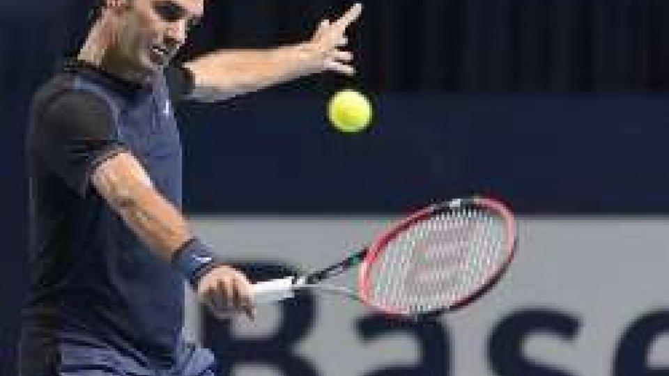 Roger FedererATP, Basilea: Sock tra Federer e la 12° finale