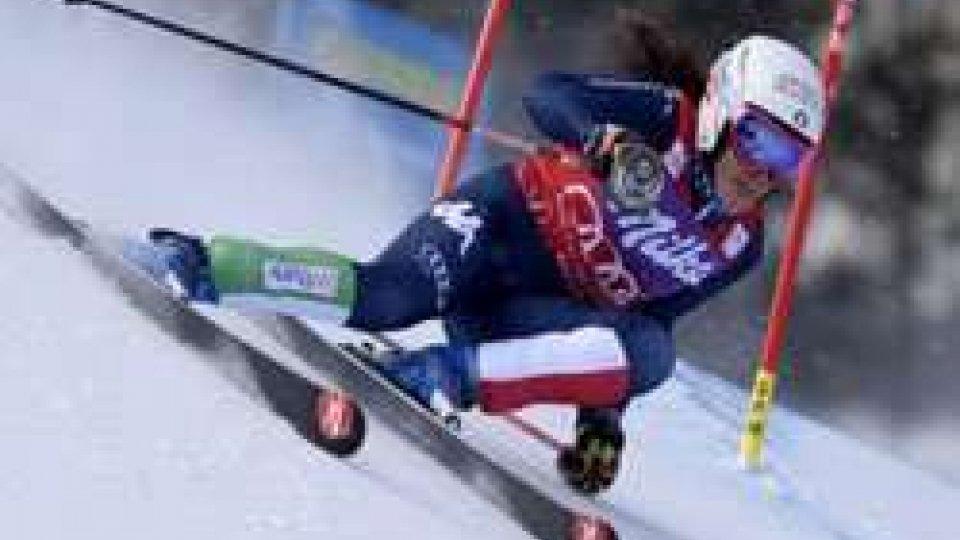 Sci Alpino, Coppa del Mondo: Federica Brignone sale sul terzo gradino del podio