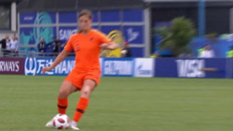 Mondiale U20 FemminileMondiale U20 Femminile: Olanda 0-4 Francia, transalpine prime nel girone A