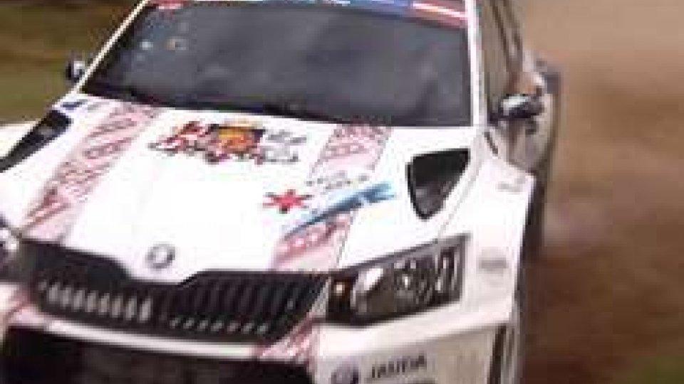 Rally: Kajetanowicz campione d'Europa in Lettonia