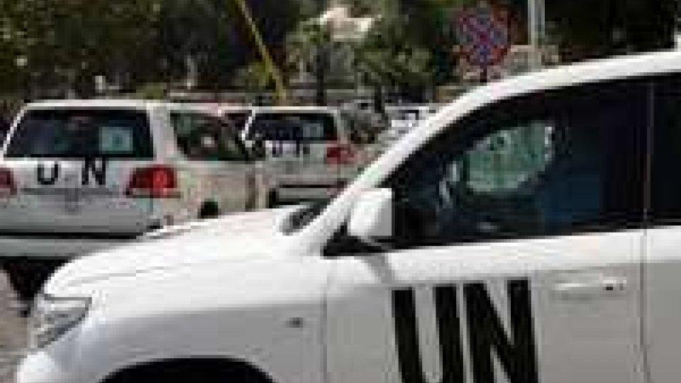 Siria: arriva oggi il rapporto degli ispettori Onu
