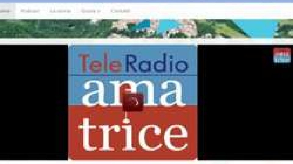 Apre Tele Amatrice, web-tv che unisce tutti i cittadini terremotati ovunque essi si trovino