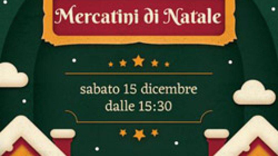 Faetano, Progetto La Campana: sabato 15 dicembre i mercatini di natale