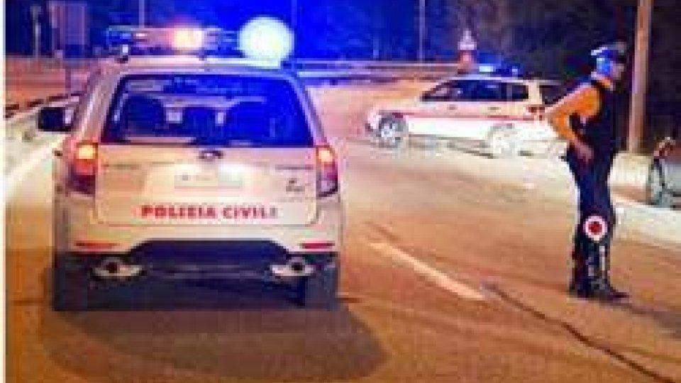 Polizia Civile: denuciati due minorenni per piccola quantità stupefacenti