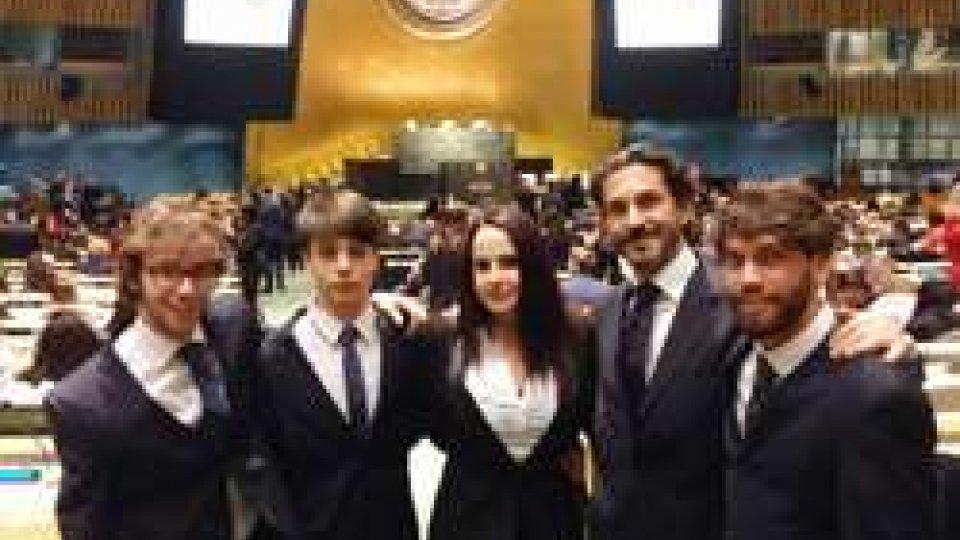 Da San Patrignano all'Onu per il laboratorio dei giovani diplomatici