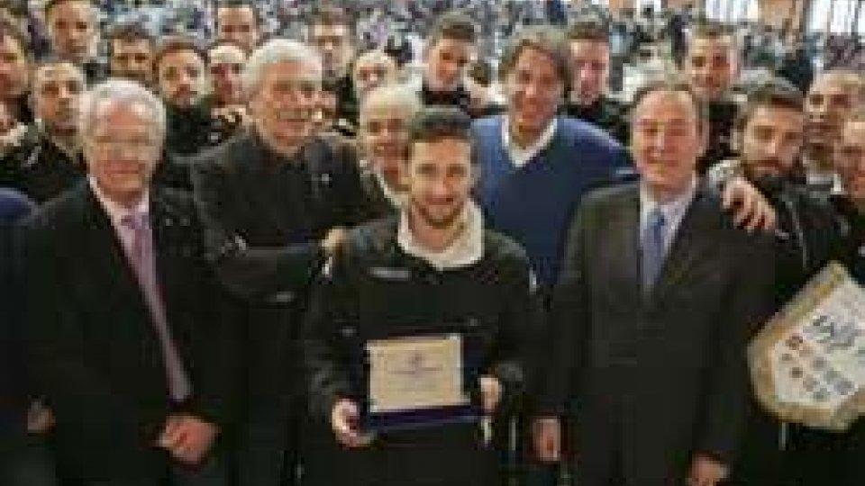 La squadra di calcio di San Patrignano si aggiudica la Coppa Disciplina 2014-15
