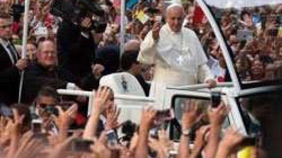 In 80mila per papa Francesco a Central Park