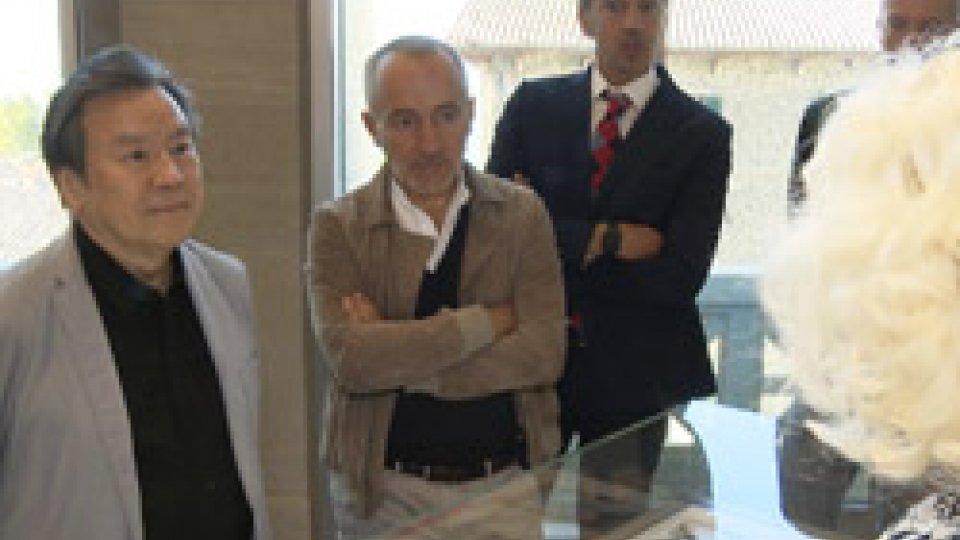 """Toshiyuki KitaToshiyuki Kita, architetto e designer giapponese, a San Marino: """"La Repubblica è un piccolo gioiello"""