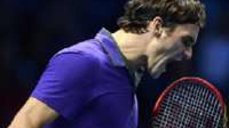 Roger Federer, l'unico a non aver concesso nemmeno un set nei primi due incontri.