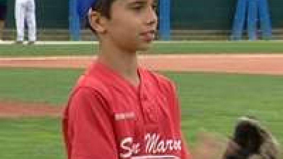 Alessandro Casadei convocato nella giovanile under 12 italiana