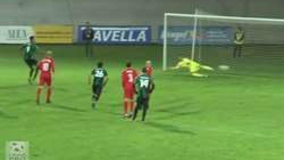 Pordenone - Santarcangelo 3-3Pordenone - Santarcangelo 3-3