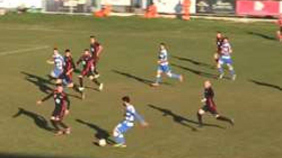 Calcio serie DSerie D Girone F : il Matelica frena, la Vis ne approfitta e il San Marino continua a vincere in trasferta