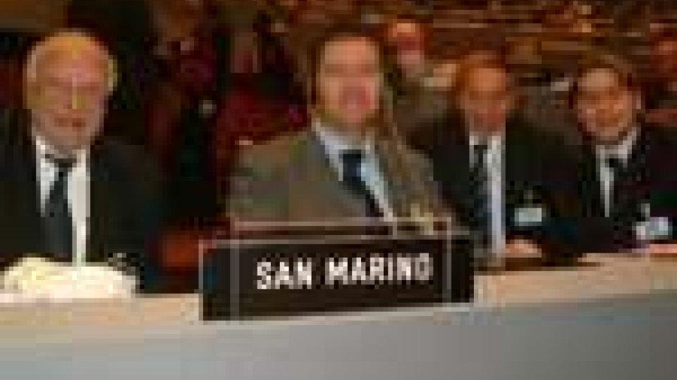 Rientrata in Repubblica la delegazione presso l'Unione Interparlamentare