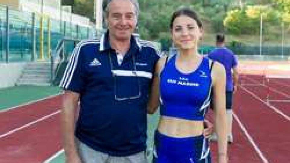 Atletica leggera: Gpa San Marino eccelle nel salto in lungo