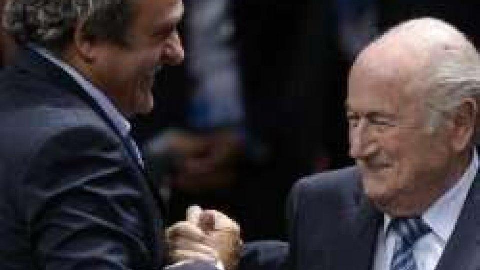 Blatter e PlatinìFIFA: Colpevoli