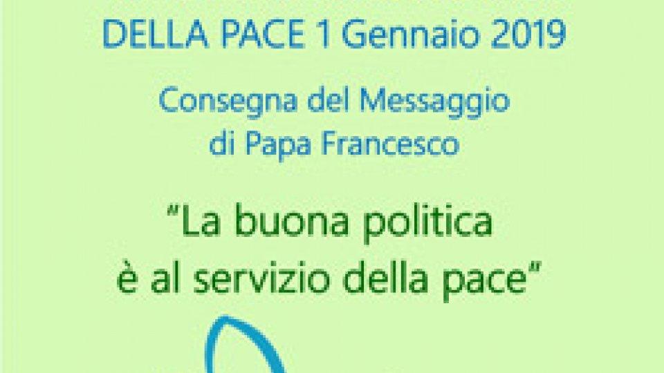 """52° Giornata Mondiale della Pace, Mons. Turazzi: """"La buona politica è al servizio della pace"""""""