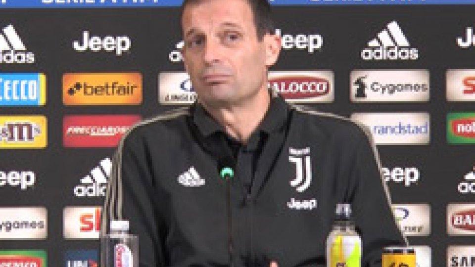 """Max AllegriJuve-Inter, Allegri guarda oltre: """"Più importante lo Young Boys"""""""
