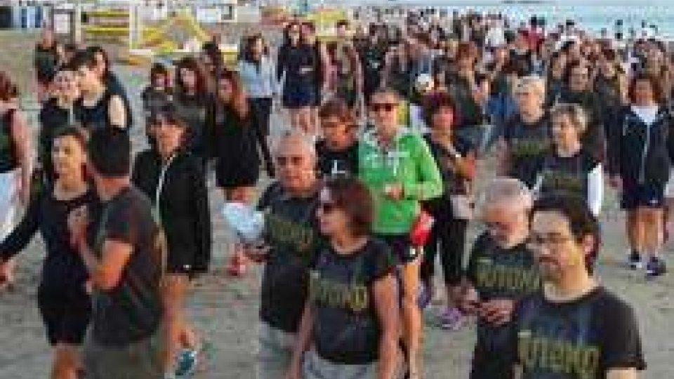 Rimini: in 1200 a correre all'alba per solidarietà