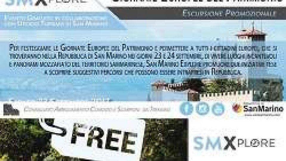 Giornate Europee del Patrimonio con SM Explore