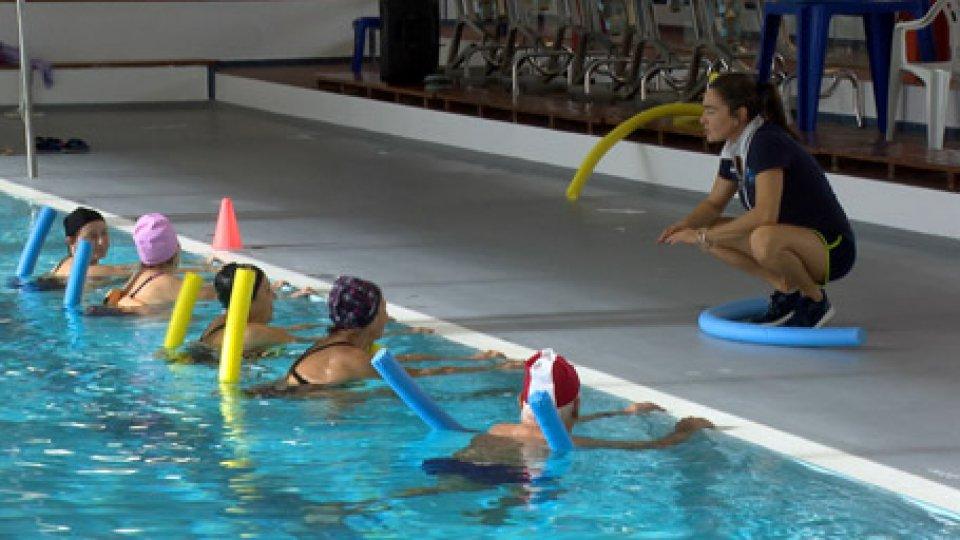 La piscina TavolucciRiaperta la piscina dei Tavolucci