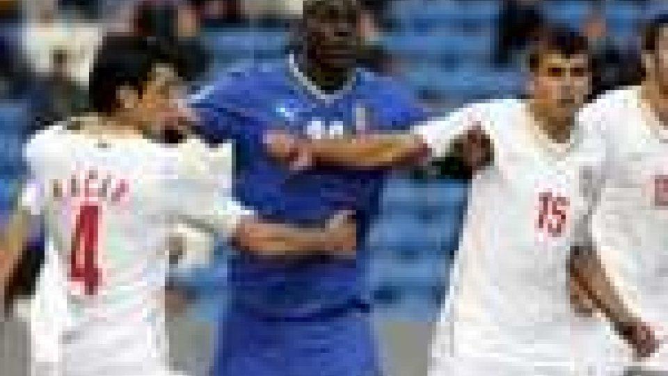 Mario Balotelli, per lui una giornata di squalificaUnder 21