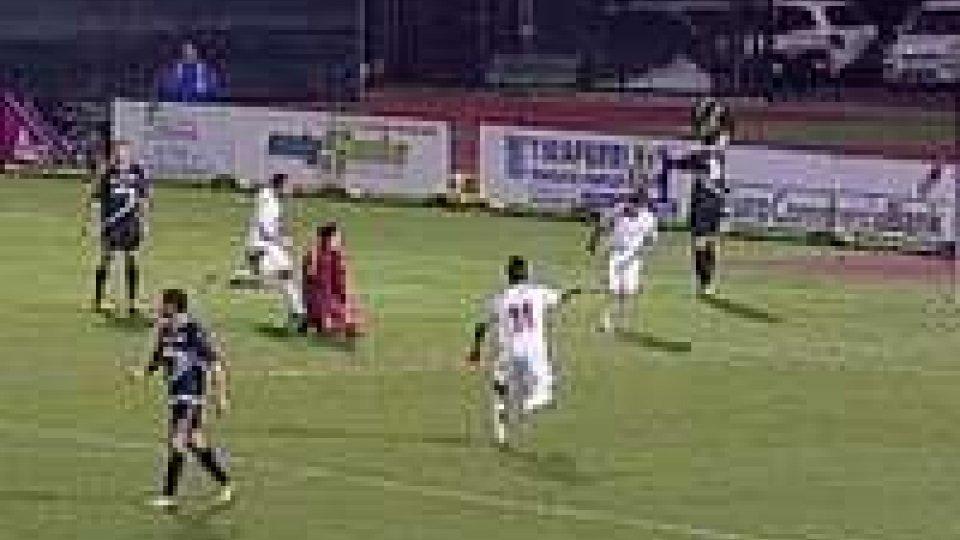 Prima Divisione A - San Marino - Virtus Entella 2-2San Marino - Virtus Entella 2-2