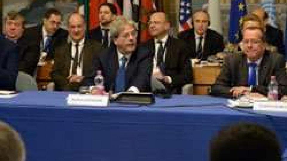 Conferenza Libia: governo di unità nazionale il 16 dicembre