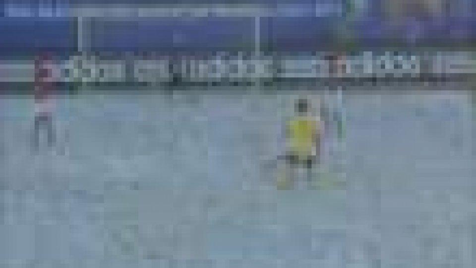 Titolo: Brasile-Russia per il mondiale di beach soccer