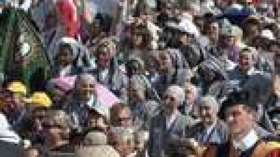 Dal Papa appello per emergenza umanitaria nel Corno d'Africa